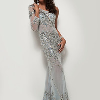 Jasz Couture 4854 Dress
