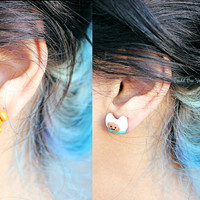 Finn &amp; Jake  Adventure Time Earrings