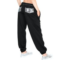 Amazon.com: Metallic Pocket Sweatpant,3800SIL: Clothing