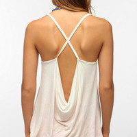 Daydreamer LA Drape-Back Cami