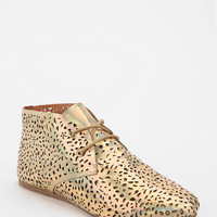 Urban Outfitters - Kimchi Blue Laser-Cut Lace-Up Ankle Boot