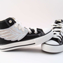 Superhero Shoes- Silver Wings