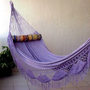 Amazon.com: Nicamaka Family Hammock, Lilac: Patio, Lawn & Garden