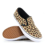 Amazon.com: Vans Classic Slip On Leopard Kids Trainers: Shoes