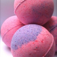 Rosemary Peppermint Bath Bomb