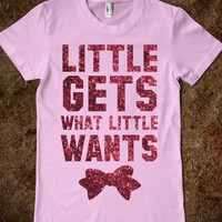 Little Gets What Little Wants (Sparkle) - Sorority Sisters