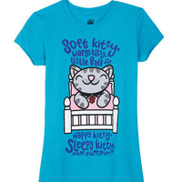 Big Bang Theory Soft Kitty Bed Tee