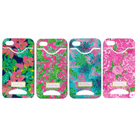 Lilly Pulitzer iPhone 4 Case with 2 Card Slot | Lifeguard Press