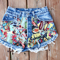 Marvel Flare by SpikesnSeams on Etsy