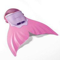 Amazon.com: FINIS Mermaid Swim Fin (Pink): Sports &amp; Outdoors