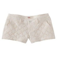 Mossimo Supply Co. Juniors Lace Short - Assorted Colors
