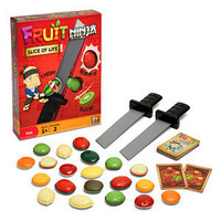 ThinkGeek :: Fruit Ninja Slice Of Life Game