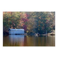 Blounts Creek, Beaufort County, NC Print from Zazzle.com