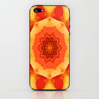 Strawberry  pineapple swirl iPhone &amp; iPod Skin by Baggieoldboy