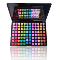 Amazon.com: SHANY Makeup Artists Must Have Pro Eyeshadow Palette, 96 Color: Beauty