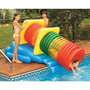 Amazon.com: Swimline Water Park Slide Inflatable: Sports &amp; Outdoors