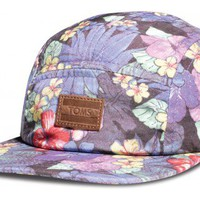 Floral Five Panel Hat | TOMS.com