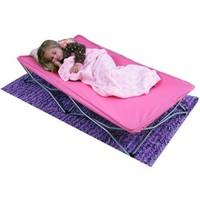 Amazon.com: Regalo My Cot Portable Toddler Bed, Pink: Baby