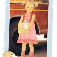 Love Monkey Zipper Dress :: Girls :: Collections :: Twirls & Twigs