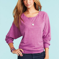 Lucy Banded Bottom Long-Sleeve