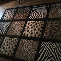 X-Large Area Rug  with l...