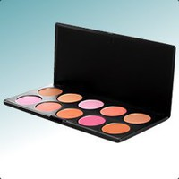 Amazon.com: BH Cosmetics 10 Color Professional Blush Palette: Beauty