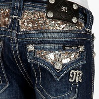 Girls-Miss Me Boot Jean - Girl&#x27;s Jeans | Buckle