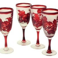 Victorian trading Co. - www.victoriantradingco.com - Gall Style Goblets