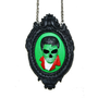 Zombie Elvis Cameo Necklace