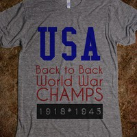USA Back-to-Back