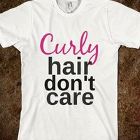 curly hair don&#x27;t care - Finley Hill