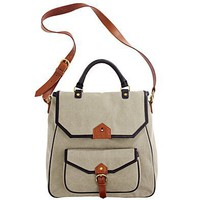 The Canvas Snapshot Bag - bags - Women's ACCESSORIES - Madewell