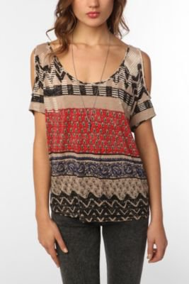 UrbanOutfitters.com &gt; Ecote Austin Top