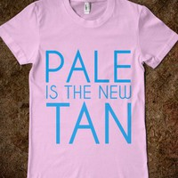 PALE IS THE  - teenqueen