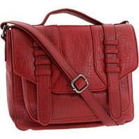BCBGeneration Edith Mini Messenger Red - 6pm.com