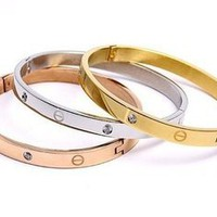 LilyPily — Cartier Inspired Love Bracelet