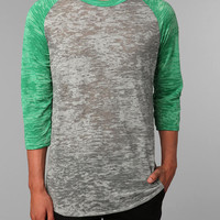 Urban Outfitters - Alternative Burnout Raglan Tee