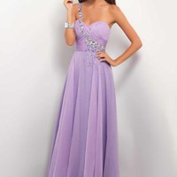 Blush 9617 at Prom Dress Shop