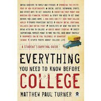 Everything You Need to Know Before College: Matthew Paul Turner: FamilyChristian.com