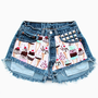 Ice Cream Sundae Shorts | BATOKO