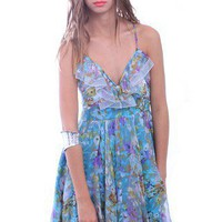 Garden Party Dress by Aryn K. | Printed Dresses | Trendy Dresses | MessesOfDresses.com
