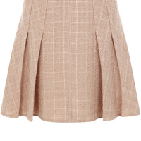 Tweed Cosmetic Skirt