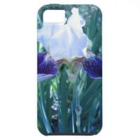 Bearded Iris Cultivar Mary Todd iPhone 5 Cases from Zazzle.com