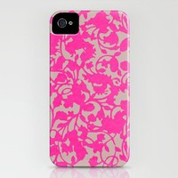 Earth_Pink iPhone Case by Garima Dhawan | Society6