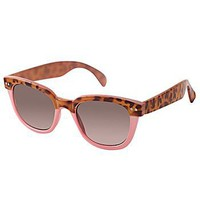 Olsenboye® Two-tone Wayfarer Sunglasses : sunglasses : handbags + accessories : jcpenney