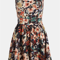 Lucca Couture Floral Dress | Nordstrom