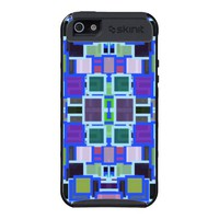 Geometric Jumble Case For iPhone 5 from Zazzle.com