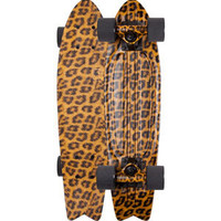Globe Graphic Bantam Skateboard Leopard One Size For Men 21517543601