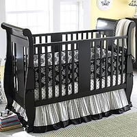 Savanna Bella Furniture Set - Black : baby rooms : baby : jcpenney