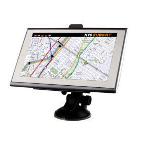 7 HD Touchscreen GPS Navigator-Bluetooth-Multimedia-ebook-Fotos-games-fm (szc6003) - US$110.48